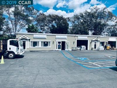 Contra Costa County Commercial For Sale: 2156 San Ramon Valley Blvd.