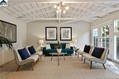 Oakland Single Family Home For Sale: 4158 Park Blvd