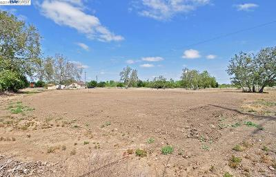 Livermore Residential Lots & Land For Sale: 750 Vineyard Ave