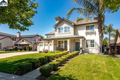 Tracy Single Family Home Active - Contingent: 1283 Gowen Dr