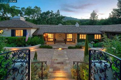 Orinda Single Family Home For Sale: 24 Orchard Rd.