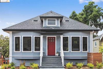Berkeley Condo/Townhouse For Sale: 1336 A Milvia St #A