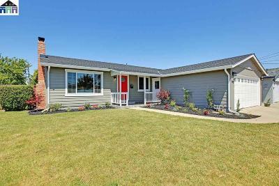 Newark Single Family Home Price Change: 36264 Sandalwood St