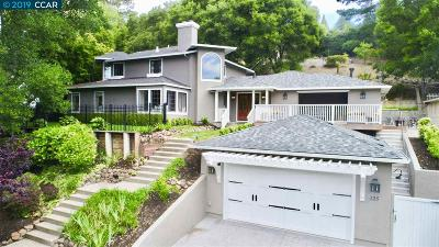 Orinda Single Family Home For Sale: 125 Sleepy Hollow Lane