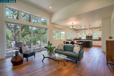 Orinda Single Family Home For Sale: 52 Camino Don Miguel