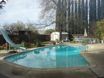 Modesto Single Family Home For Sale: 552 El Roya