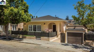 Alameda County, Contra Costa County Single Family Home Back On Market: 210 Sunnyside Ave