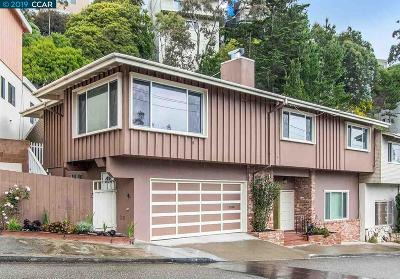 San Francisco Single Family Home For Sale: 279 Cresta Vista Dr