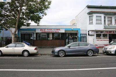 Oakland Commercial For Sale: 8309 International Blvd