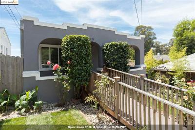 Oakland Multi Family Home For Sale: 5925 Laird Avenue