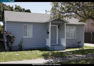 San Pablo Single Family Home For Sale: 2814 18th St