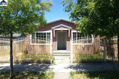 Oakland Single Family Home Pending Show For Backups: 2409 27th Ave
