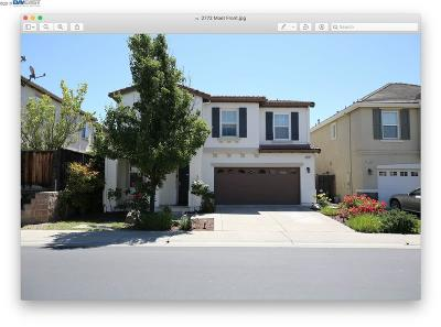 San Ramon Single Family Home For Sale: 2772 Moet Ln