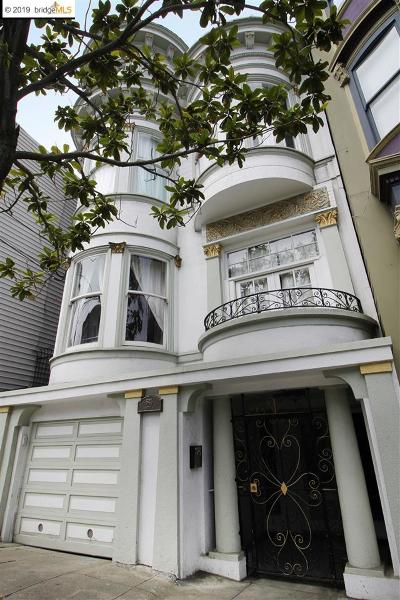 San Francisco Condo/Townhouse Price Change: 545 Ashbury #4