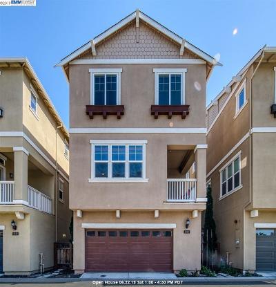 Fremont Single Family Home Price Change: 2530 Tassajara Ter