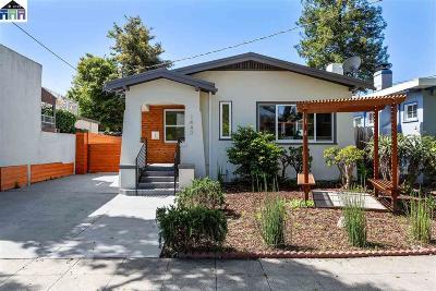 Berkeley Single Family Home For Sale: 1440 Parker Street