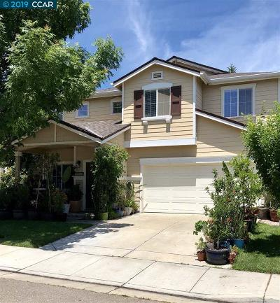 Tracy Single Family Home For Sale: 1945 Calaveras Ct