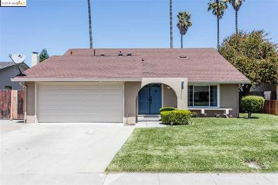 Union City Single Family Home For Sale: 3243 Santa Rosa Way
