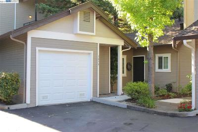 Pleasanton Condo/Townhouse For Sale: 3899 Vine St