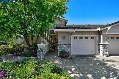 Walnut Creek Condo/Townhouse For Sale: 3012 Grey Eagle Drive