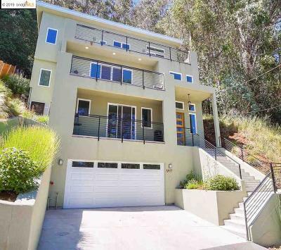 Oakland Single Family Home For Sale: 5917 Balboa Dr