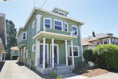 Oakland Single Family Home For Sale: 633 58th St