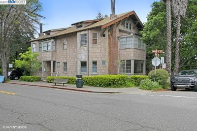 Berkeley Condo/Townhouse For Sale: 2602 College Ave