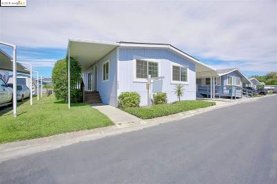 Contra Costa County Mobile Home For Sale: 3626 Hawthorne Dr