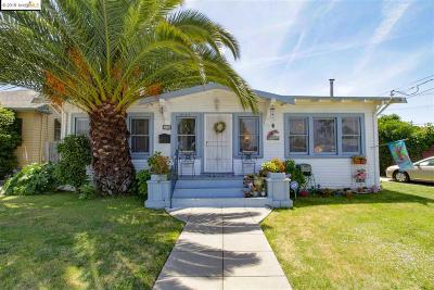 Oakland Single Family Home For Sale: 2732 61st Ave