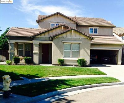 Lathrop Single Family Home For Sale: 1069 Dry Creek Ct