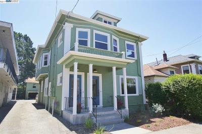 Oakland Multi Family Home For Sale: 633 58th St