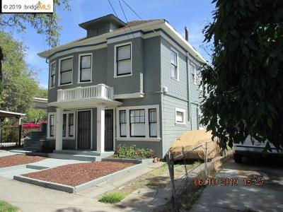 Oakland Multi Family Home For Sale: 815 61st St