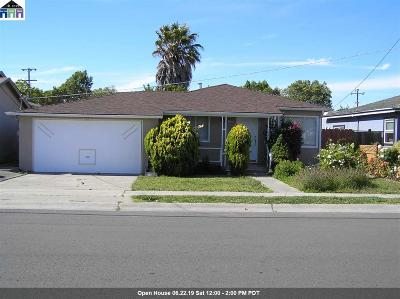 San Leandro Single Family Home New: 1277 Burkhart Ave