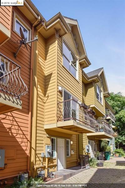 Oakland Single Family Home For Auction: 522 A Henry Street