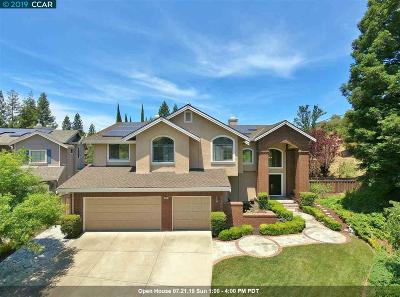 Danville CA Single Family Home New: $1,549,900