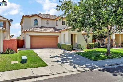 Tracy CA Single Family Home Back On Market: $545,000