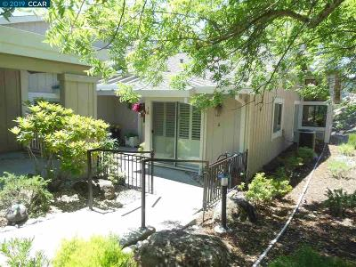 Walnut Creek Condo/Townhouse Price Change: 1975 Cactus Ct. #6