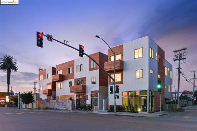 Condo/Townhouse New: 5300 San Pablo Ave #B