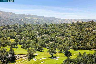 Orinda Residential Lots & Land For Sale: El Sereno