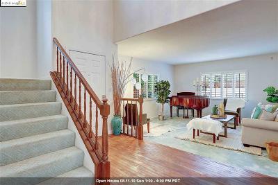 Fremont Single Family Home New: 112 Overacker Ter