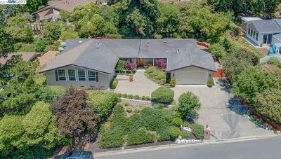 Lafayette CA Single Family Home For Sale: $1,395,000