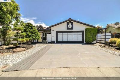 Union City Single Family Home For Sale: 2204 De Witt Ct