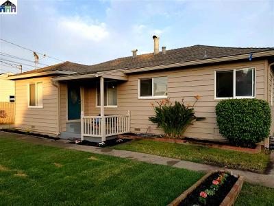 San Leandro Single Family Home For Sale: 2540 W Ave 134th