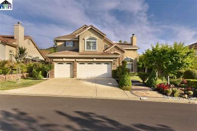 Concord Single Family Home Price Change: 5418 Woodleaf Ct
