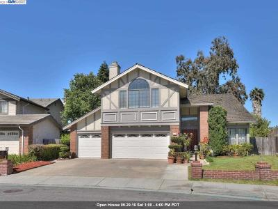 Fremont Single Family Home New: 43513 Greenhills Way