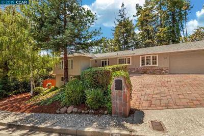 Moraga Single Family Home For Sale: 29 Hardie