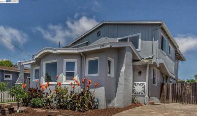 Berkeley Single Family Home For Sale: 2811 Dohr Street