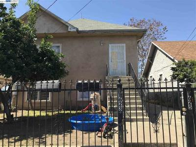 Oakland Multi Family Home For Sale: 1625 88th Ave