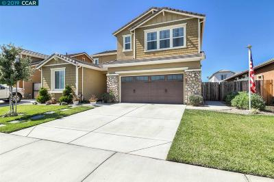 Tracy Single Family Home New: 861 Pohono Ct