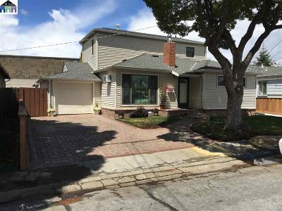 Castro Valley Single Family Home For Sale: 2260 Lobert Street